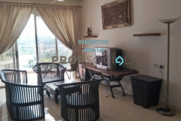 Condominium For Rent in Kiaramas Sutera, Mont Kiara Freehold Fully Furnished 3R/2B 3.5k