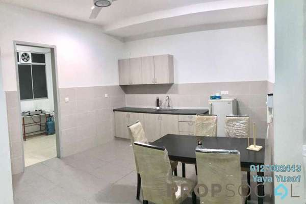 Condominium For Rent in X2 Residency, Puchong Freehold Fully Furnished 4R/5B 2.35k