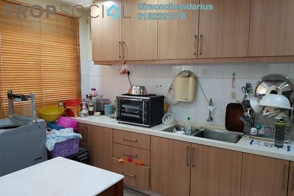 For Rent Terrace at Saujana Puchong, Puchong Freehold Semi Furnished 4R/3B 1.5k