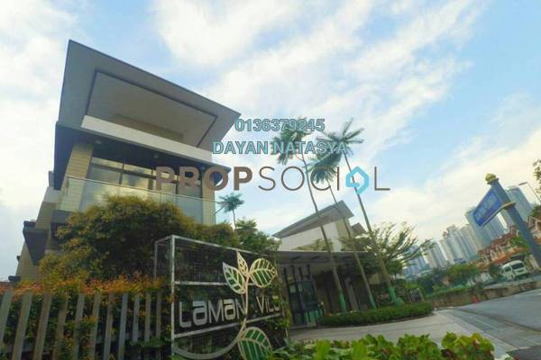Bungalow For Sale in Bukit Prima Pelangi, Segambut Freehold Fully Furnished 6R/7B 4m