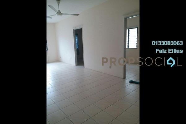 Apartment For Rent in Taman Puncak Jalil, Bandar Putra Permai Freehold Unfurnished 3R/2B 800translationmissing:en.pricing.unit