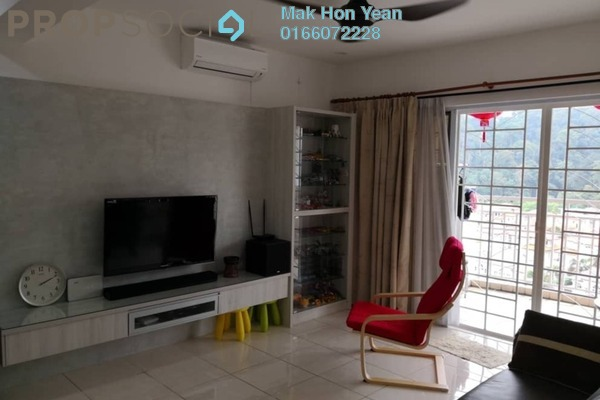 Condominium For Sale in Aseana Puteri, Bandar Puteri Puchong Freehold Semi Furnished 3R/2B 648k