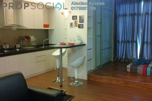 Serviced Residence For Sale in Silk Sky, Balakong Freehold Fully Furnished 1R/1B 280k