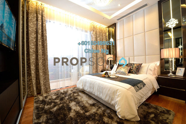 For Sale Serviced Residence at Dorsett Residences, Bukit Bintang Freehold Fully Furnished 2R/2B 1.5m
