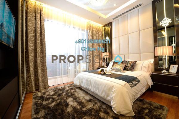 Serviced Residence For Sale in Dorsett Residences, Bukit Bintang Freehold Fully Furnished 2R/2B 1.5m