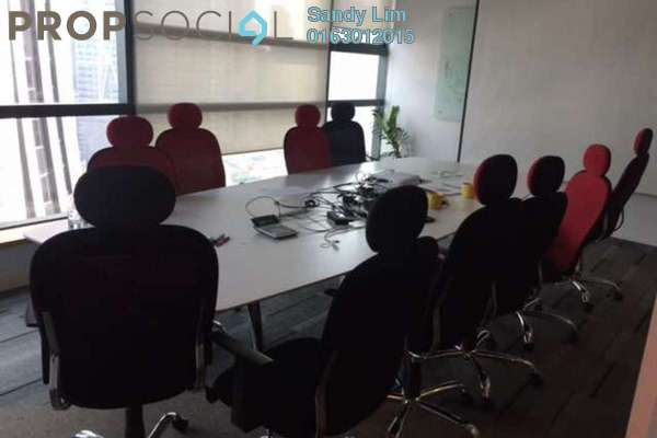 Office For Rent in GTower, KLCC Freehold Fully Furnished 0R/0B 32.4k