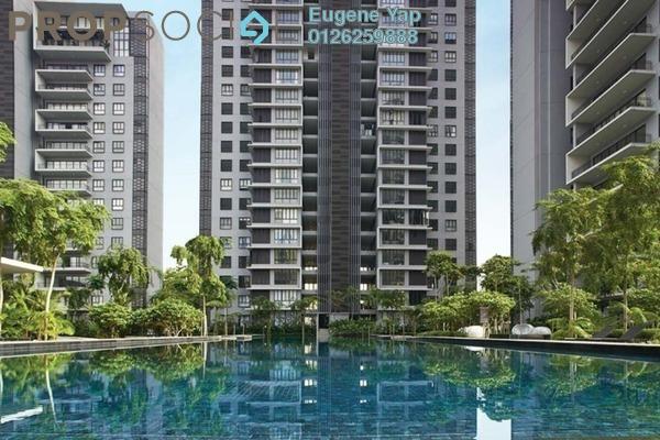 Condominium For Sale in Five Stones, Petaling Jaya Freehold Semi Furnished 4R/5B 1.7m