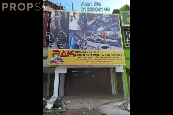 Shop For Sale in Bukit Kemuning Industrial Park, Kota Kemuning Freehold Semi Furnished 0R/0B 1.15m