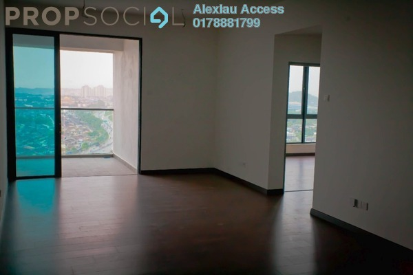 Condominium For Sale in Silk Sky, Balakong Freehold Unfurnished 3R/2B 460k