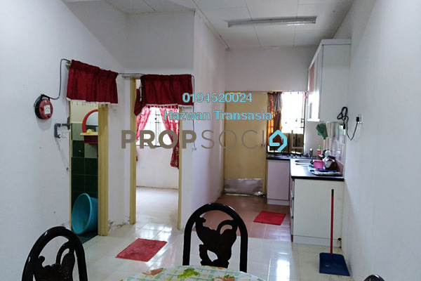 Terrace For Sale in Nusari Bayu, Bandar Sri Sendayan Freehold Unfurnished 3R/2B 218k