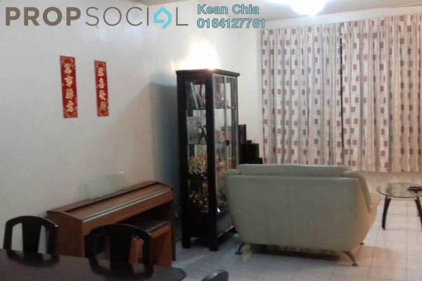 Terrace For Sale in Taman Bukit Minyak, Bukit Minyak Freehold Fully Furnished 4R/3B 430k
