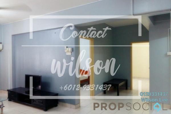 Condominium For Rent in Bintang Mas, Bandar Sri Permaisuri Freehold Fully Furnished 3R/2B 1.7k