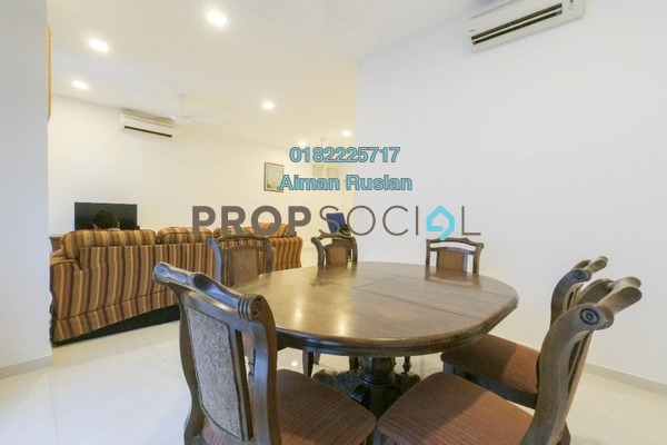 Condominium For Sale in Mirage Residence, KLCC Freehold Fully Furnished 2R/2B 2.1m