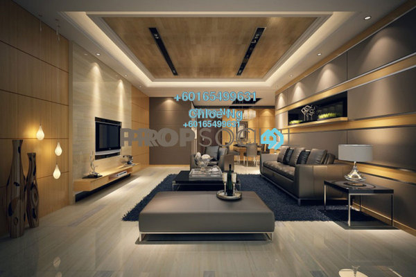 For Sale Serviced Residence at Dorsett Residences, Bukit Bintang Freehold Fully Furnished 2R/2B 1.76m