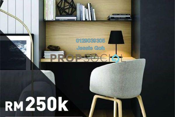 Condominium For Sale in Kajang 2, Kajang Freehold Unfurnished 2R/1B 230k
