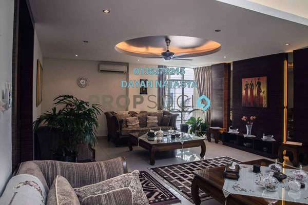 Duplex For Sale in Subang Olives, Subang Jaya Freehold Fully Furnished 5R/8B 2.55m