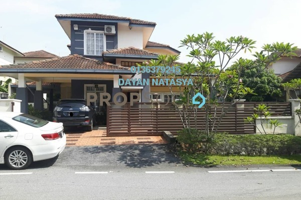 Bungalow For Sale in Banyan Close, Bandar Bukit Mahkota Freehold Fully Furnished 6R/5B 1.55m