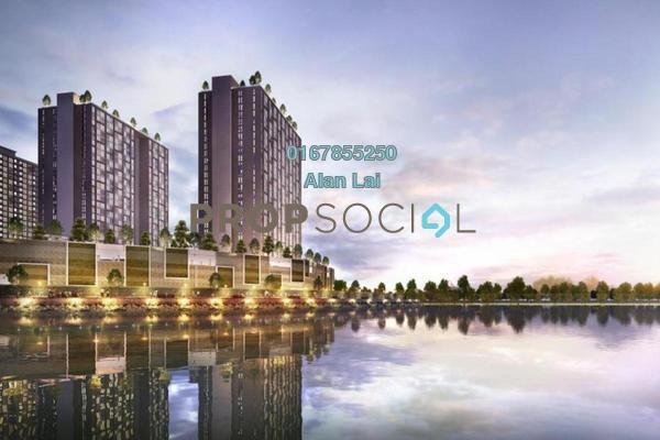 Condominium For Sale in The Arc, Cyberjaya Freehold Unfurnished 3R/2B 405k
