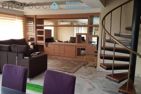 Condominium For Sale in Sri Kinabalu, Wangsa Maju Freehold Semi Furnished 4R/2B 780k