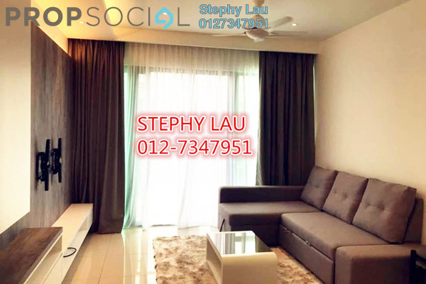 Condominium For Rent in V Residence 2 @ Sunway Velocity, Cheras Freehold Fully Furnished 2R/2B 3.5k
