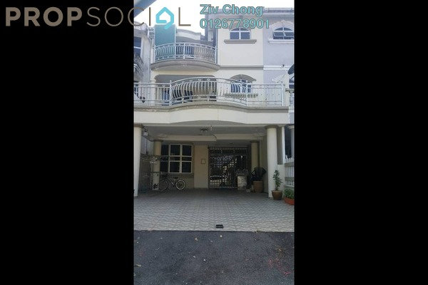 Semi-Detached For Sale in Taman Pulai Utama, Pulai Freehold fully_furnished 5R/4B 600k