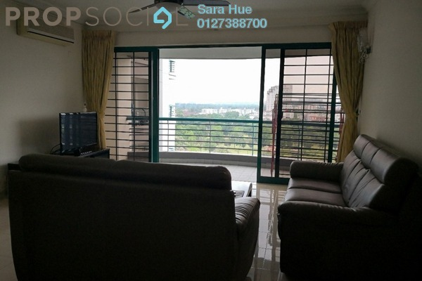 Condominium For Rent in Straits View Condominium, Bandar Baru Permas Jaya Freehold fully_furnished 3R/2B 3k