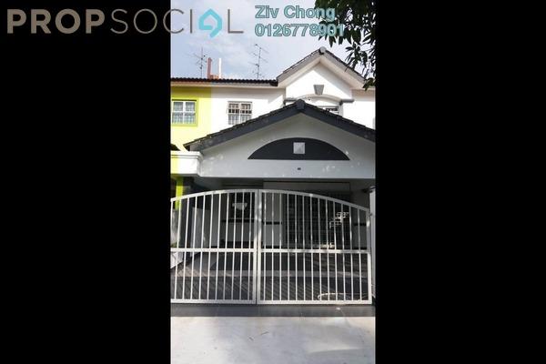 For Sale Semi-Detached at Taman Pulai Indah, Pulai Freehold Unfurnished 5R/4B 450k