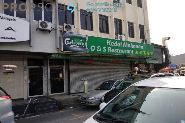 Shop For Rent in Taman Paramount, Petaling Jaya Freehold Semi Furnished 0R/2B 2k