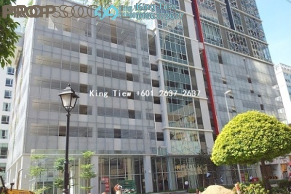 For Rent Office at Menara Centara, Chow Kit Leasehold Unfurnished 0R/0B 3.57k