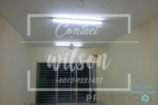Condominium For Rent in Symphony Heights, Selayang Freehold Fully Furnished 3R/2B 1.3k