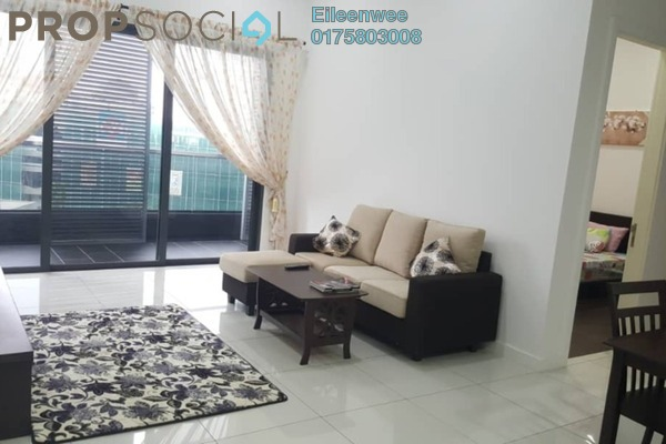 Condominium For Sale in The Veo, Melawati Freehold Fully Furnished 1R/1B 650k