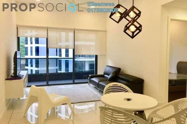 Condominium For Sale in The Veo, Melawati Freehold Fully Furnished 1R/1B 645k