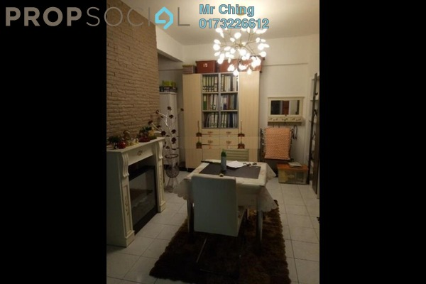 Condominium For Sale in Villaria, Bukit Antarabangsa Freehold Semi Furnished 3R/2B 365k