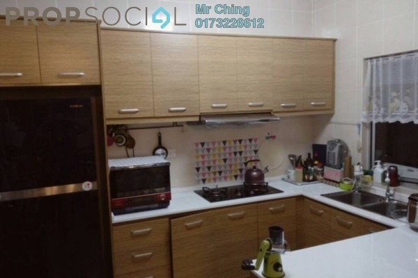Condominium For Rent in Zen Residence, Puchong Freehold Semi Furnished 4R/2B 1.6k