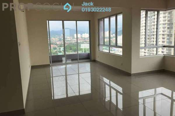 Condominium For Sale in Platinum Lake PV21, Setapak Leasehold Semi Furnished 3R/2B 660k