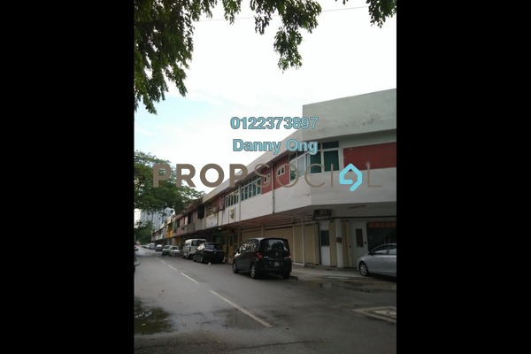 Office For Rent in Taman Wahyu, Jalan Ipoh Freehold Unfurnished 0R/2B 1.8k
