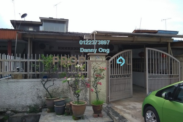 Terrace For Sale in Taman Desa Jaya, Kepong Freehold Unfurnished 3R/2B 538k