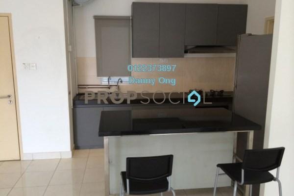 Condominium For Sale in Viva Residency, Sentul Freehold Semi Furnished 3R/2B 698k