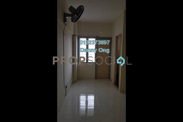 Condominium For Rent in Pelangi Indah, Jalan Ipoh Freehold Unfurnished 3R/2B 1.2k
