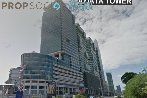Office For Rent in Menara Axiata, KL Sentral Freehold Semi Furnished 0R/0B 23.4k