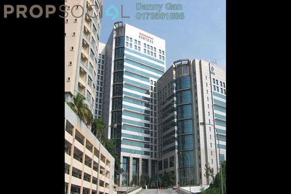 Office For Rent in Plaza Sentral, KL Sentral Freehold Semi Furnished 0R/0B 72k