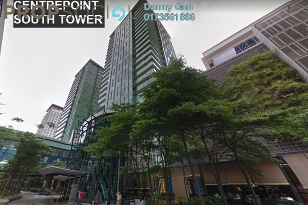 Office For Rent in Centrepoint, Mid Valley City Freehold Fully Furnished 0R/0B 84k