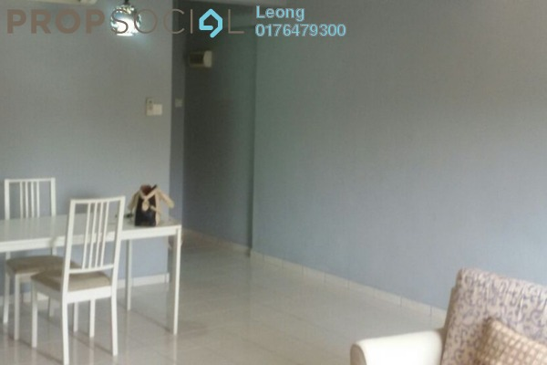 Condominium For Rent in Prima Tiara 2, Segambut Freehold Semi Furnished 3R/2B 1.4k