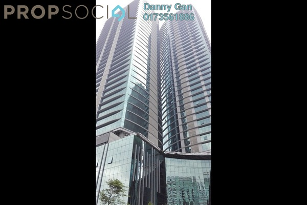 Office For Rent in The Vertical, Bangsar South Freehold Fully Furnished 0R/0B 60k