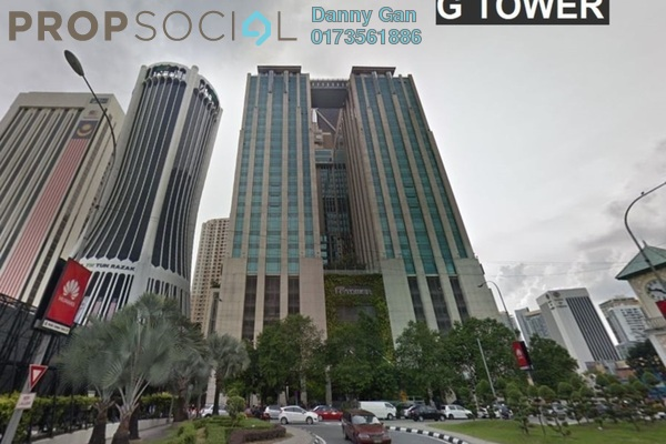 Office For Rent in GTower, KLCC Freehold Fully Furnished 0R/0B 25.5k
