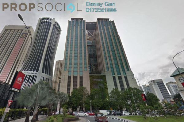 Office For Rent in GTower, KLCC Freehold Fully Furnished 0R/0B 102k