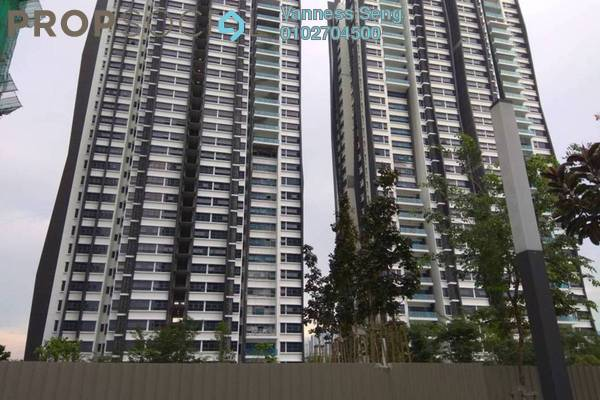 Condominium For Rent in Lakeville Residence, Jalan Ipoh Freehold Semi Furnished 3R/2B 1.7k