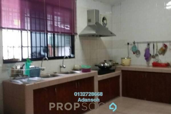 Terrace For Sale in SD9, Bandar Sri Damansara Freehold Semi Furnished 4R/3B 1.08m