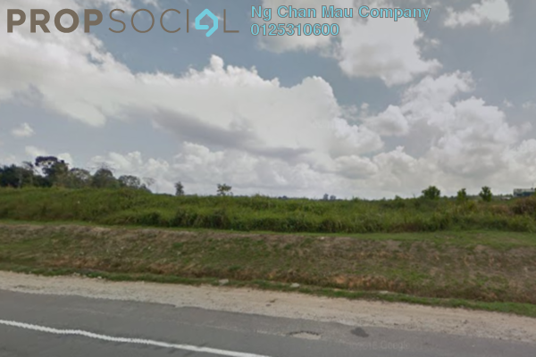 Land For Sale in Jalan Sungai Tiram, Ulu Tiram Freehold Unfurnished 0R/0B 4m