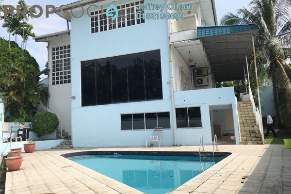 Bungalow For Sale in Bukit Pantai, Bangsar Freehold Semi Furnished 5R/5B 3.9m